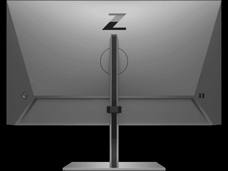 Màn hình HP Z27k G3 4K USB-C (1B9T0AA) mặt sau