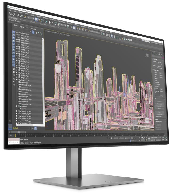 Giới thiệu Màn hình QHD HP Z27u G3 (1B9X2AA)