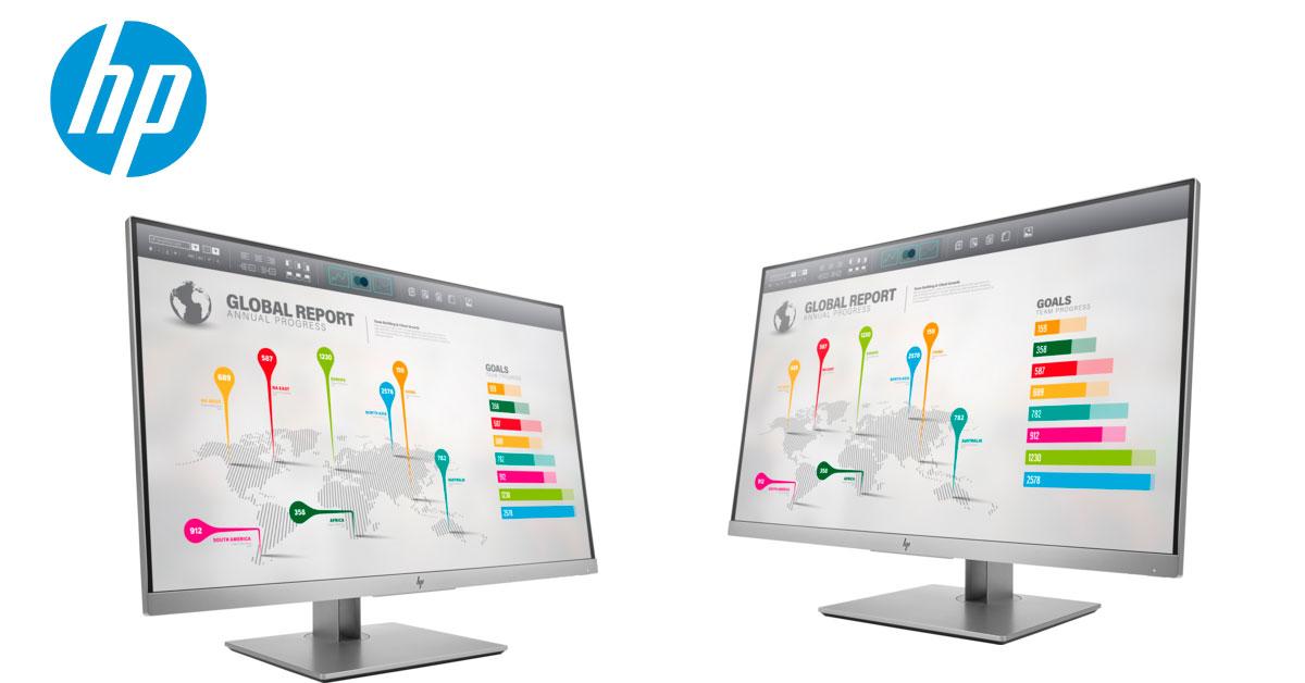 Màn hình máy tính HP EliteDisplay E273q 27-inch QHD (1FH52AA)